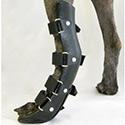 Férula rigidizadora para fracturas perro